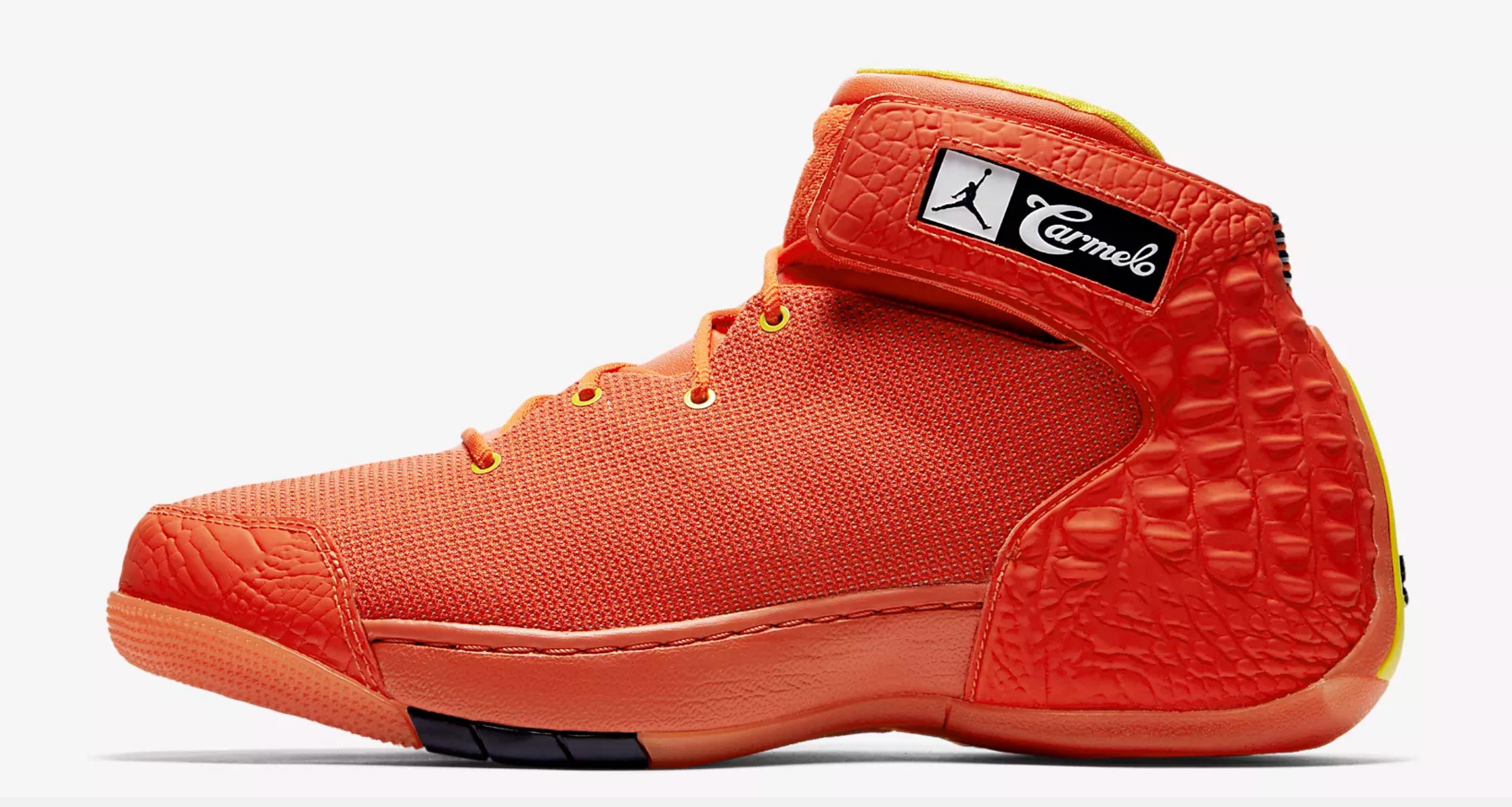 Carmelo Anthony's Jordan Melo 1.5 SE
