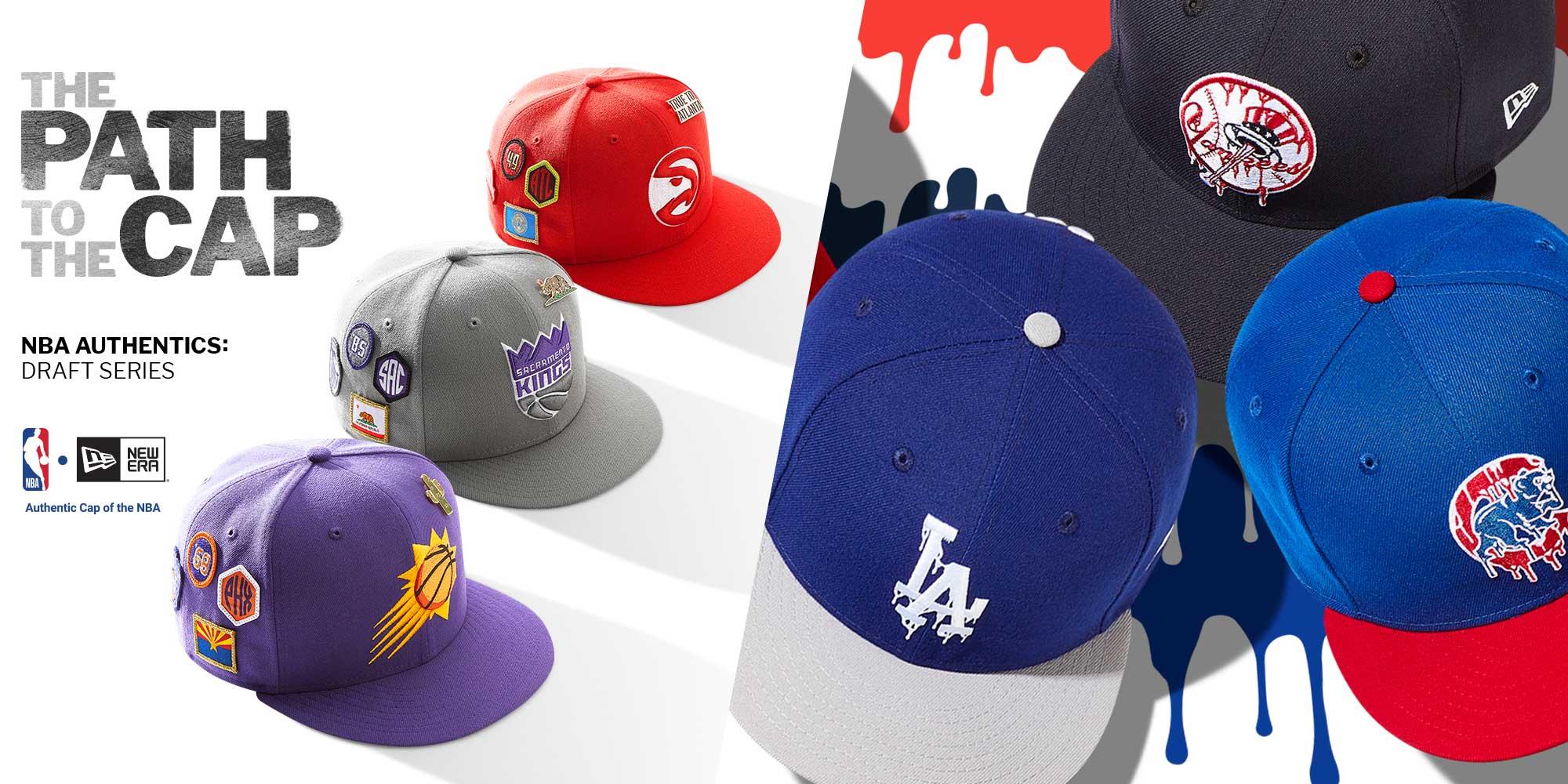 New Era Drops NBA Authentics: Draft Series Collection ...