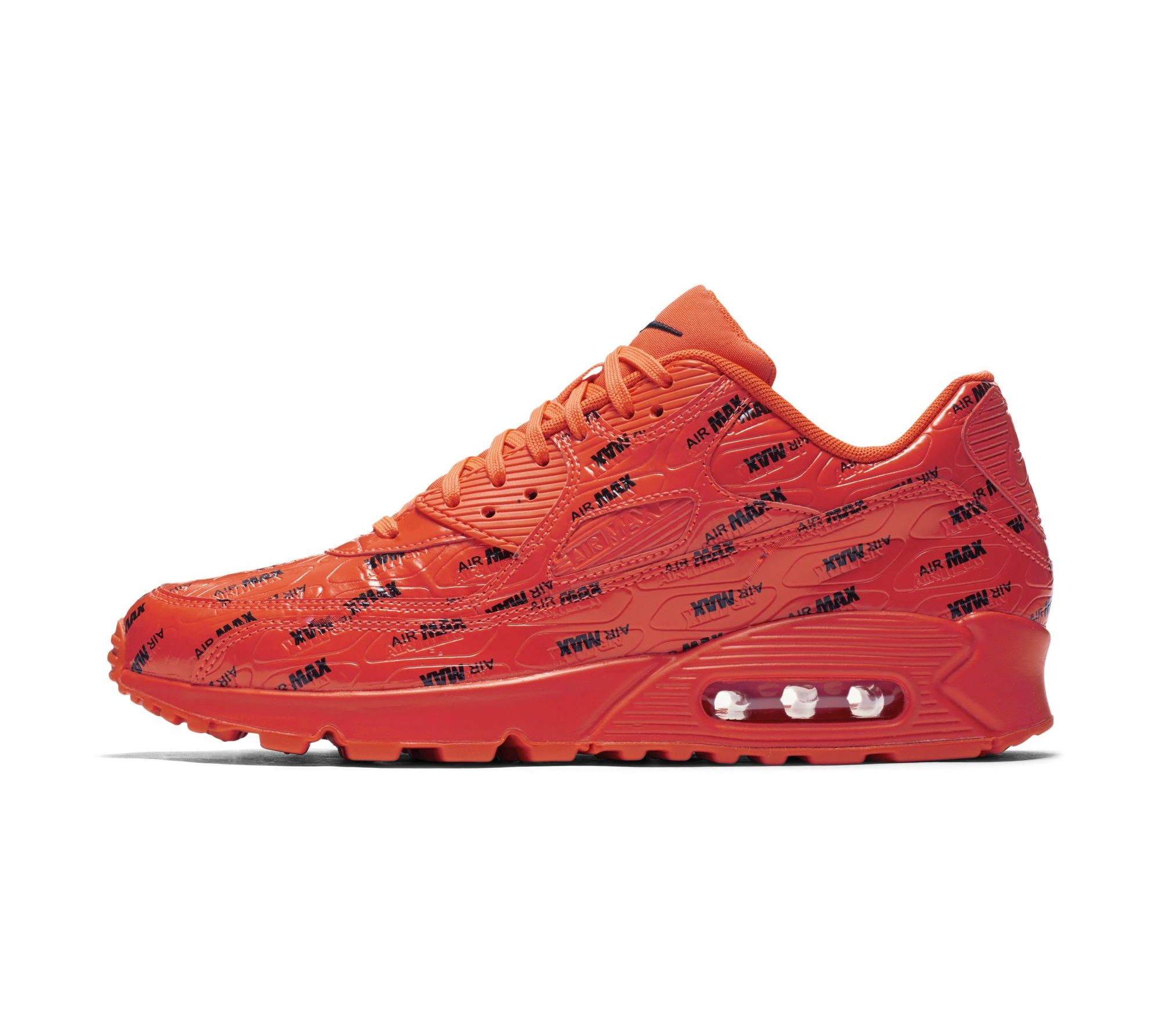 Did Anyone Ask For More All Over Logo Air Maxes? WearTesters