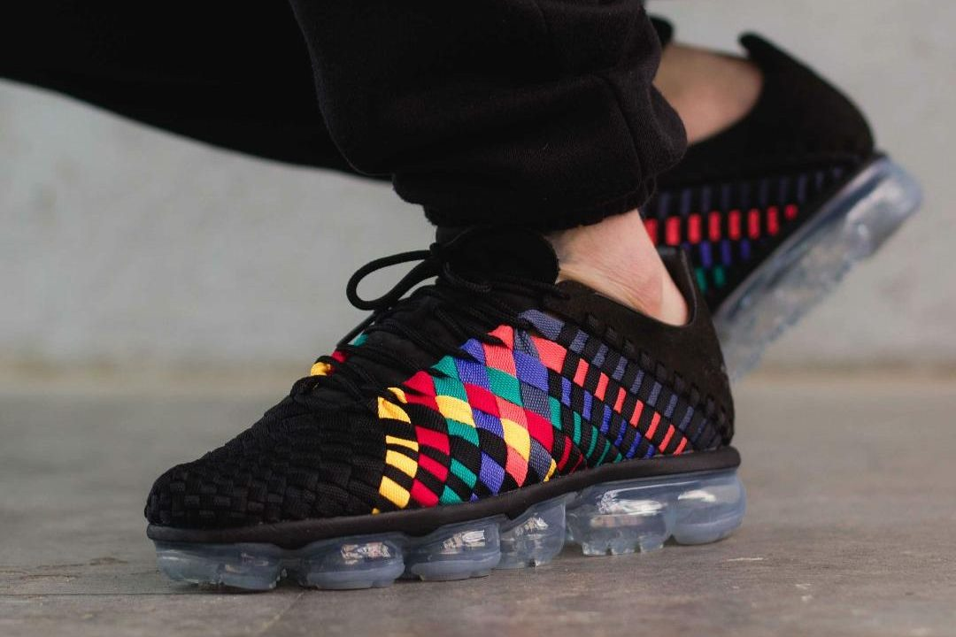 meet bed59 42c94 The Nike Air VaporMax Inneva 'Rainbow' Dropped Today ...