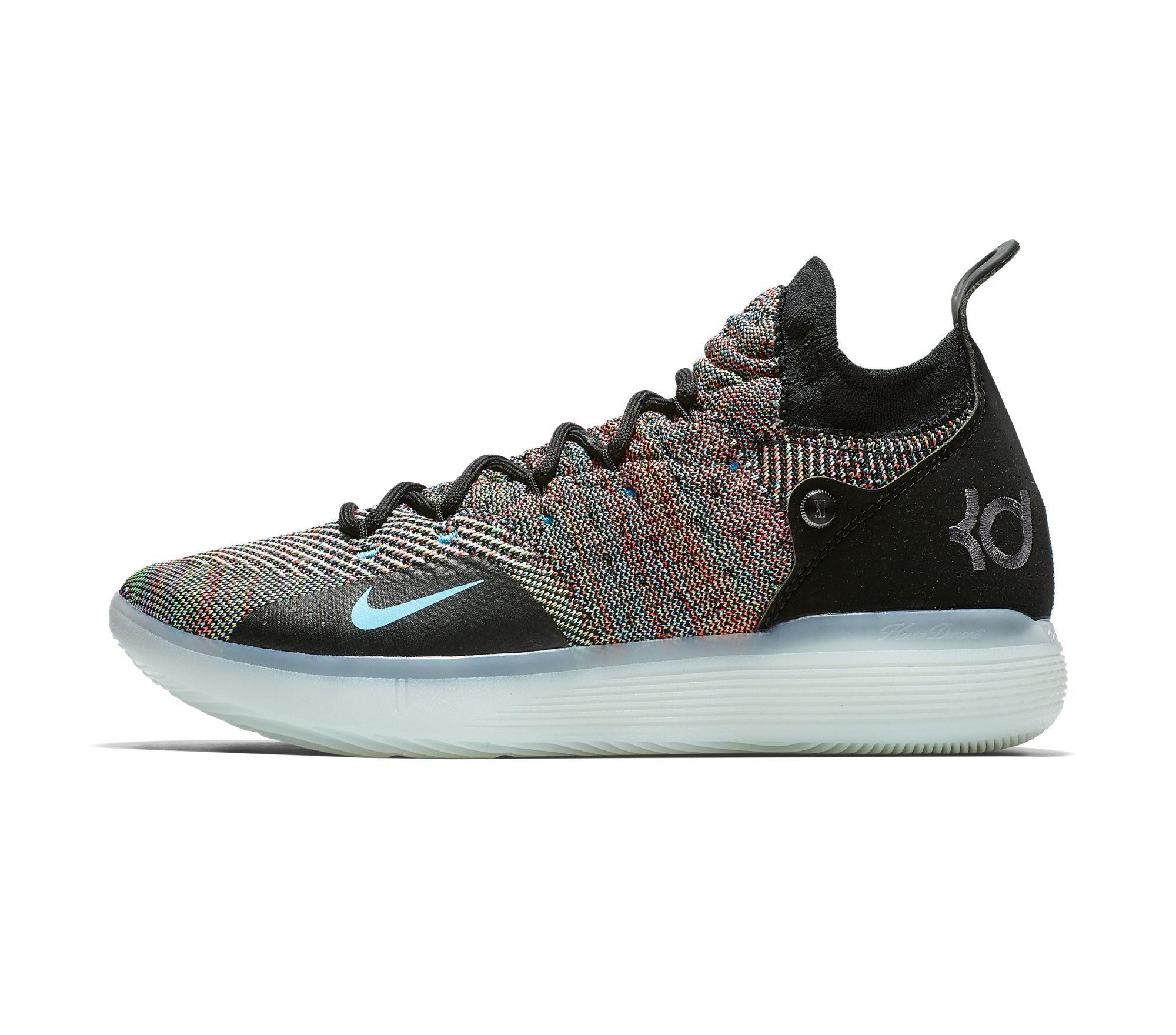 Nike KD 11 'Multicolor' Leaks Online
