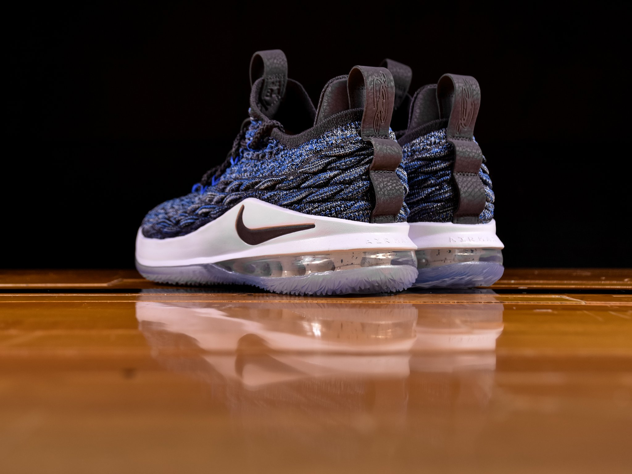 brand new 1e893 ec315 The Nike LeBron 15 Low 'Signal Blue' Release Date is ...