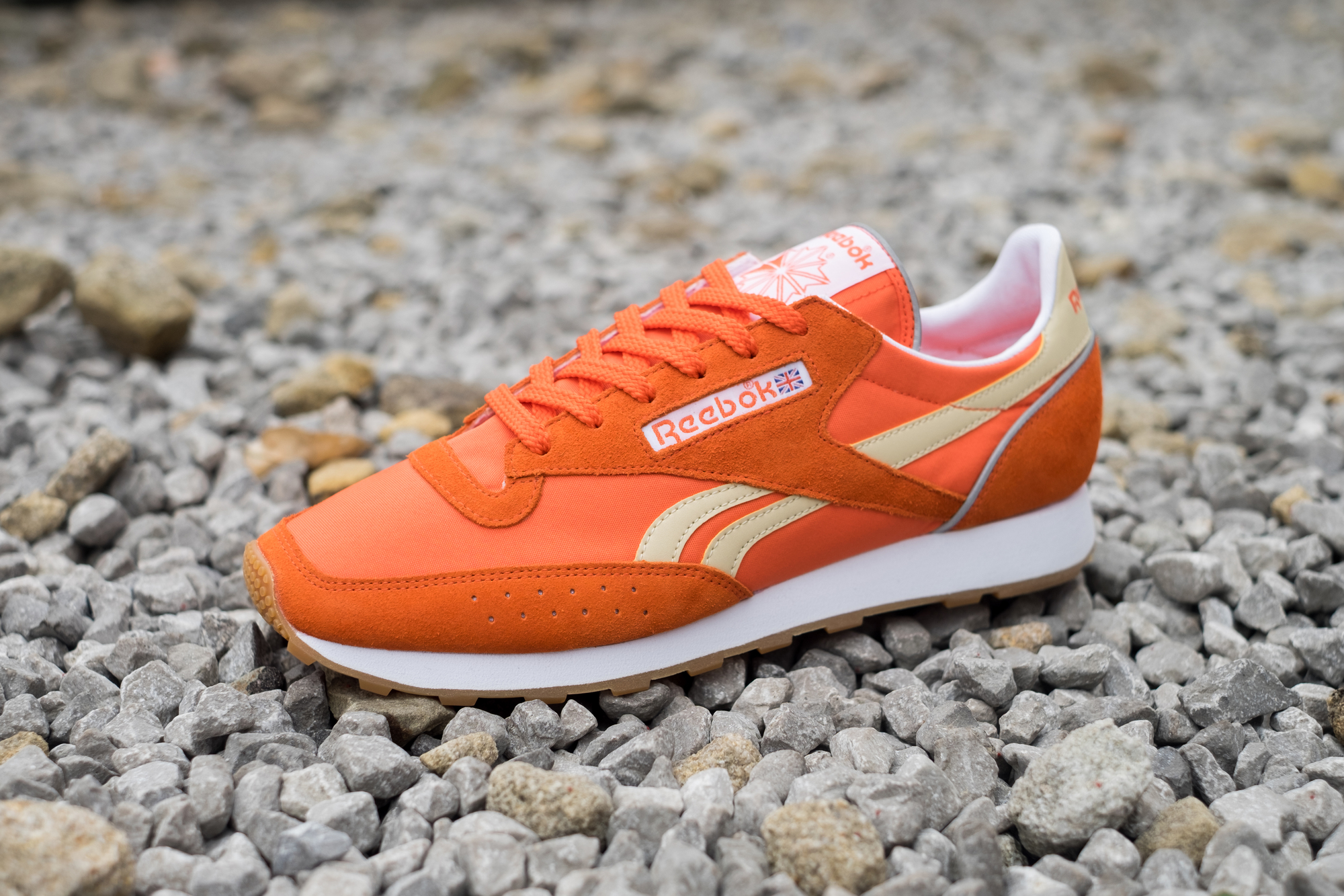 The Reebok Classic 83 Ree-Cut is a size