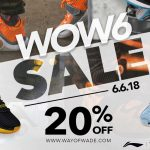 Performance Deals: 20% Off the Way of Wade 6 Today Only