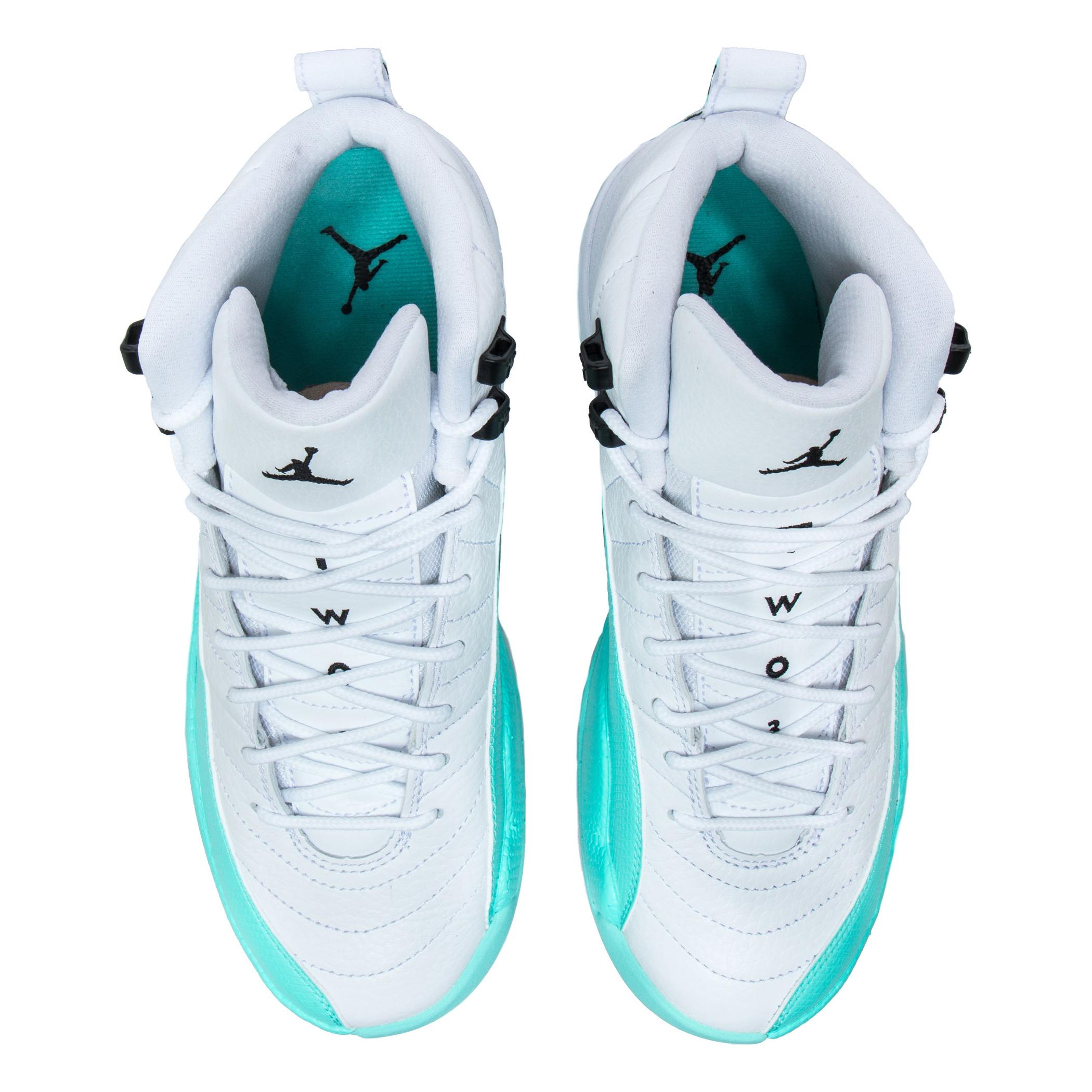 best website 9a680 4d869 Check Out This 'Light Aqua' Air Jordan 12 Retro - WearTesters