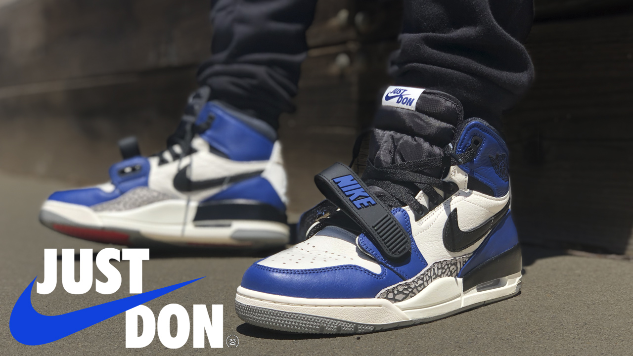 Air Jordan Legacy 312 Just Don | Detailed Look and Review
