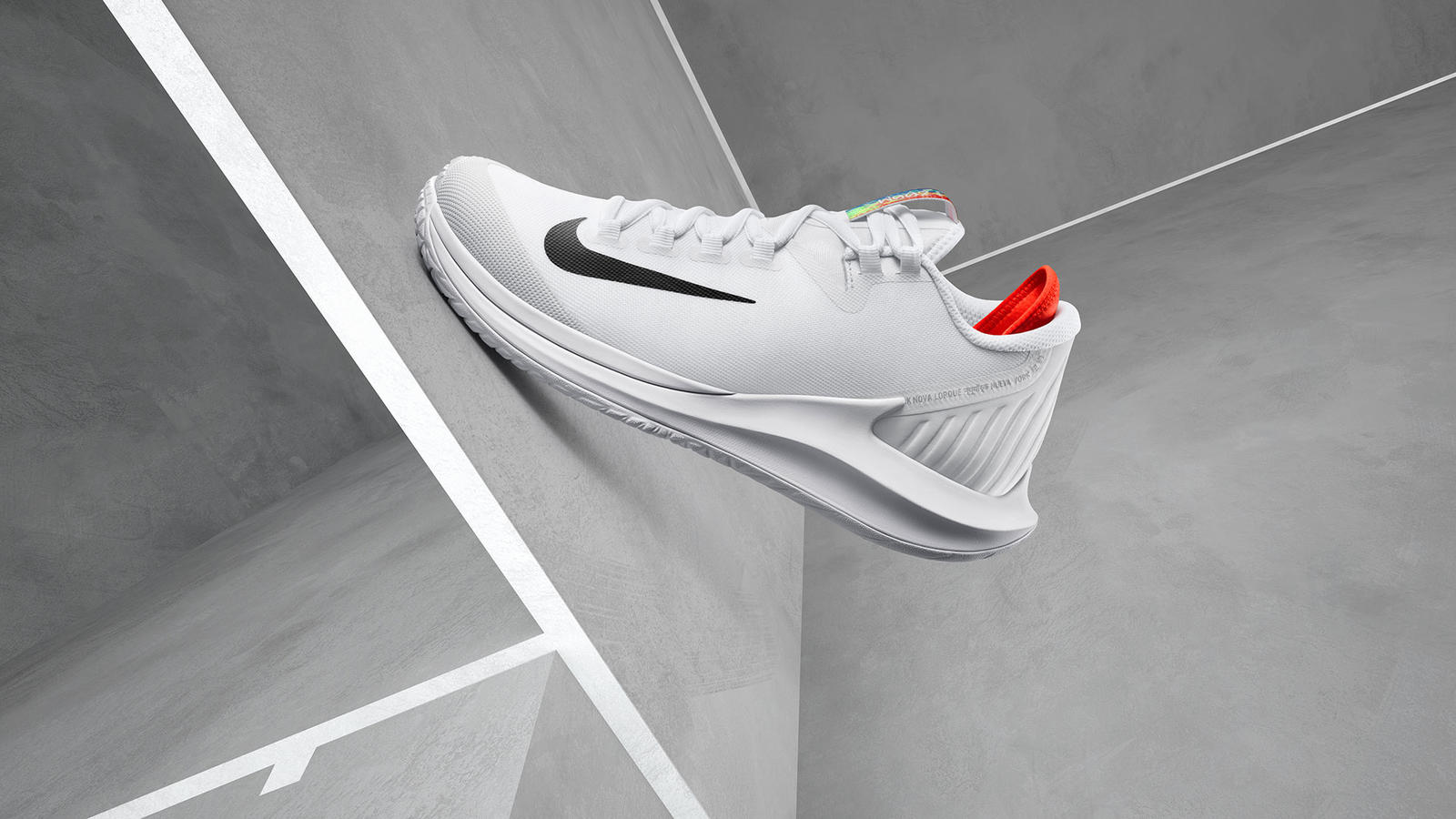 52848113cd12a The NikeCourt Air Zoom Zero Uses the First-Ever Curved Zoom Unit ...