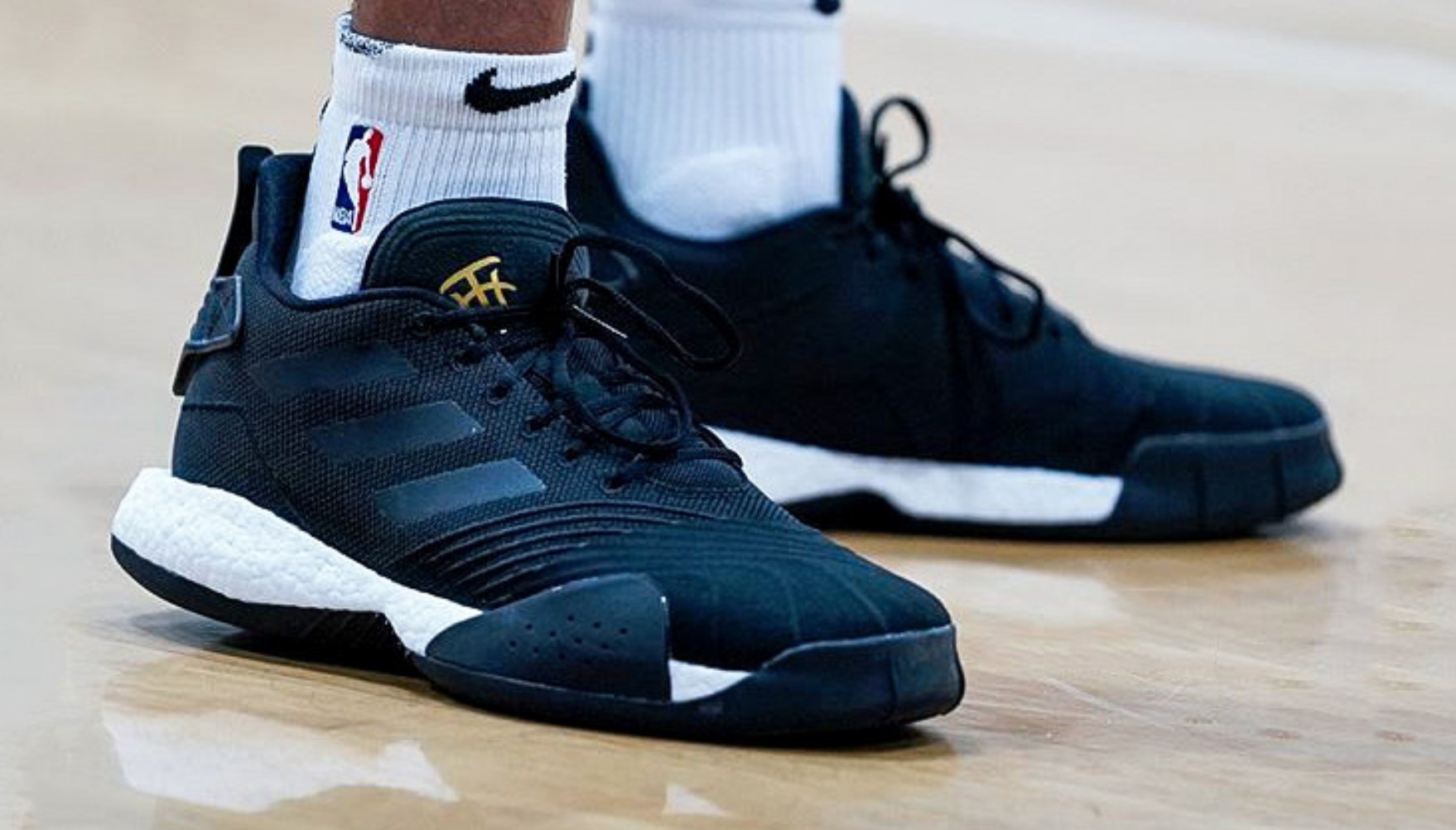 esta noche Esquivo Touhou  Kelly Oubre Jr Seen in Unreleased adidas T-Mac Millennium Boost -  WearTesters