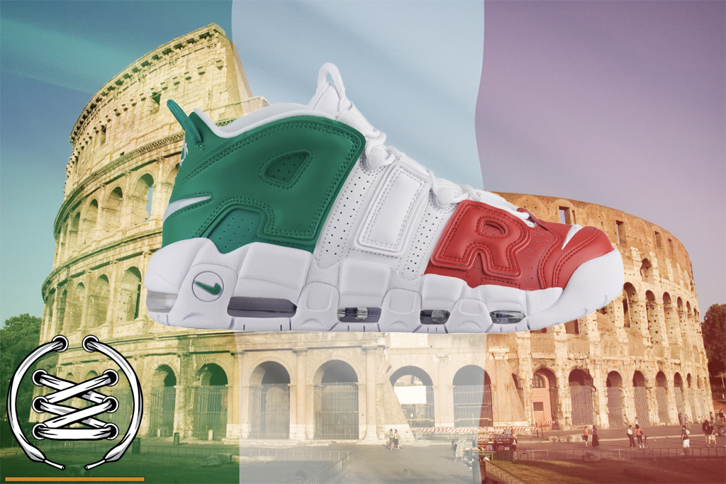 nike air more uptempo italian flag