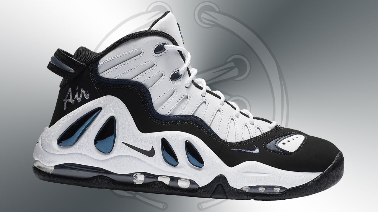 You Can Grab the OG Nike Air Max Uptempo 97 Now Under Retail