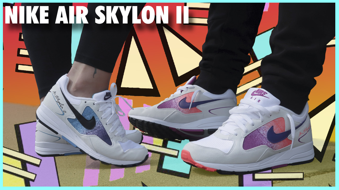 Nike Air Skylon 2 Finally Re Releases After Over 25 Years