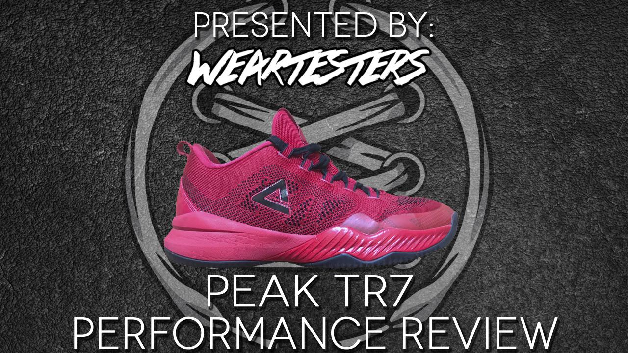 Peak TR7 Performance Review | Jarrod