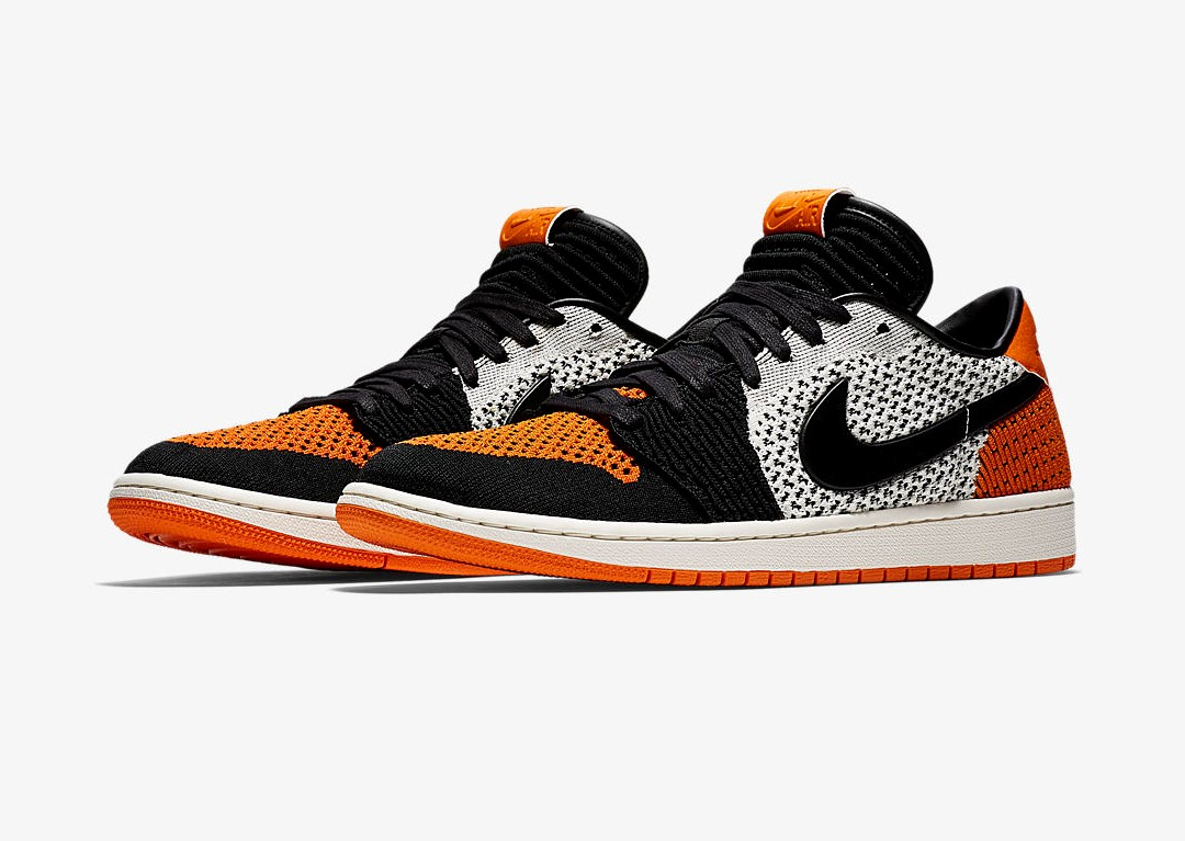 buy online 04ba7 13251 Official Look at the Air Jordan 1 Flyknit Low 'Shattered ...