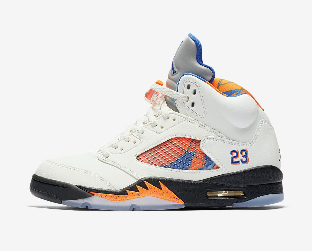 buy popular 7ceb6 adcd8 The Air Jordan 5 'International Flight' May Release This ...