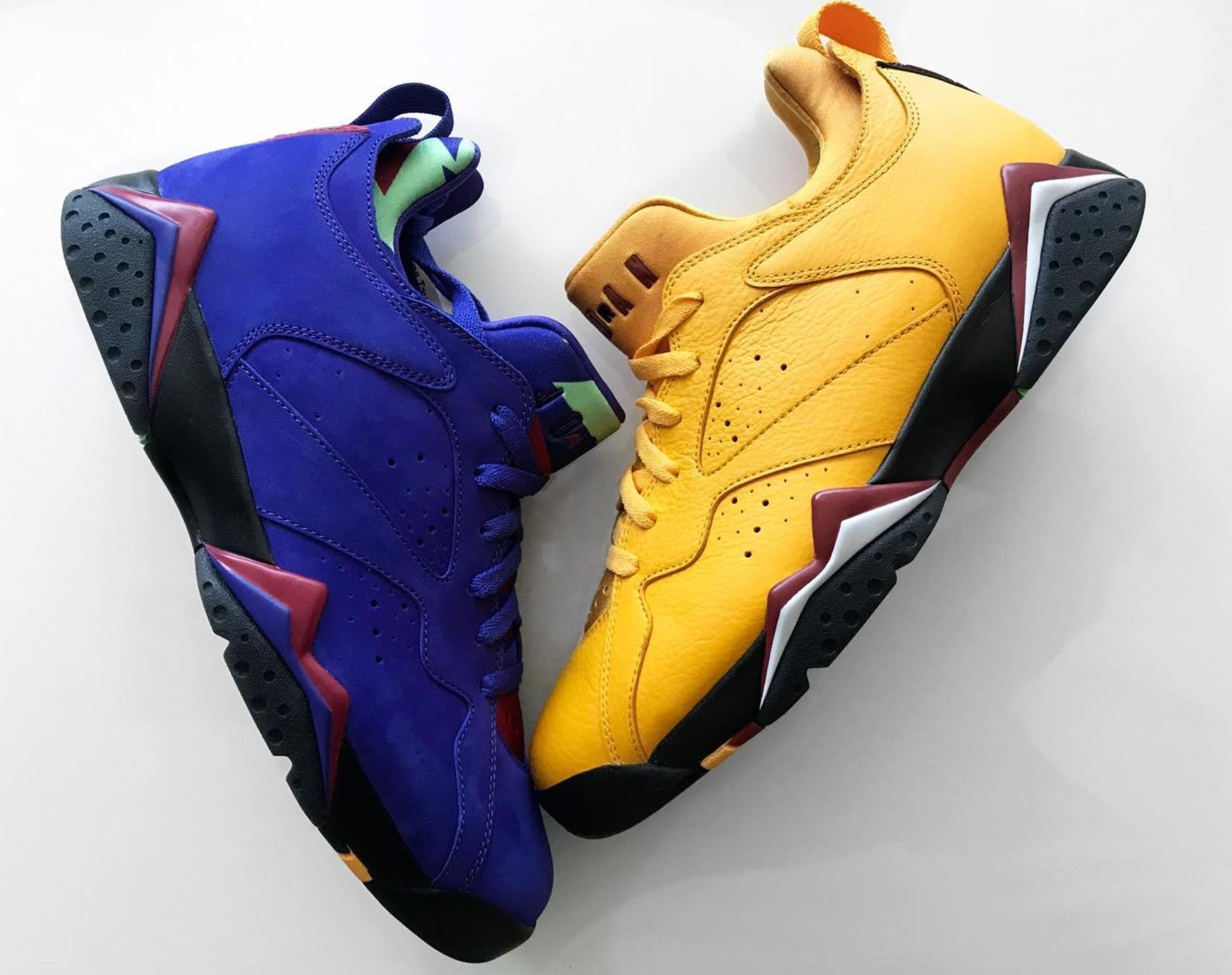 More Air Jordan 7 Low NRG Colorways are Coming, Whether You ...