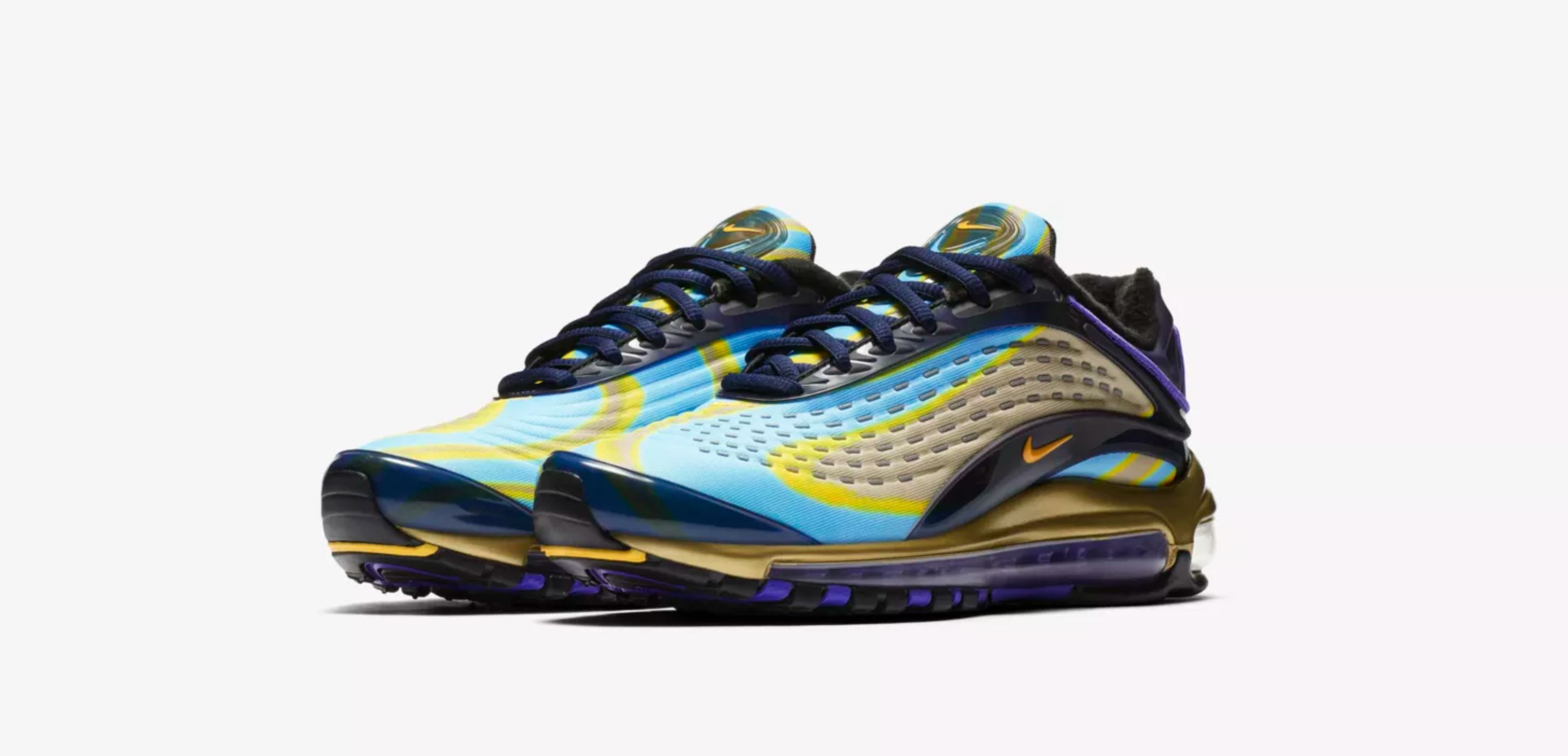 The Nike Air Max Deluxe Photo Blue Will Be Releasing
