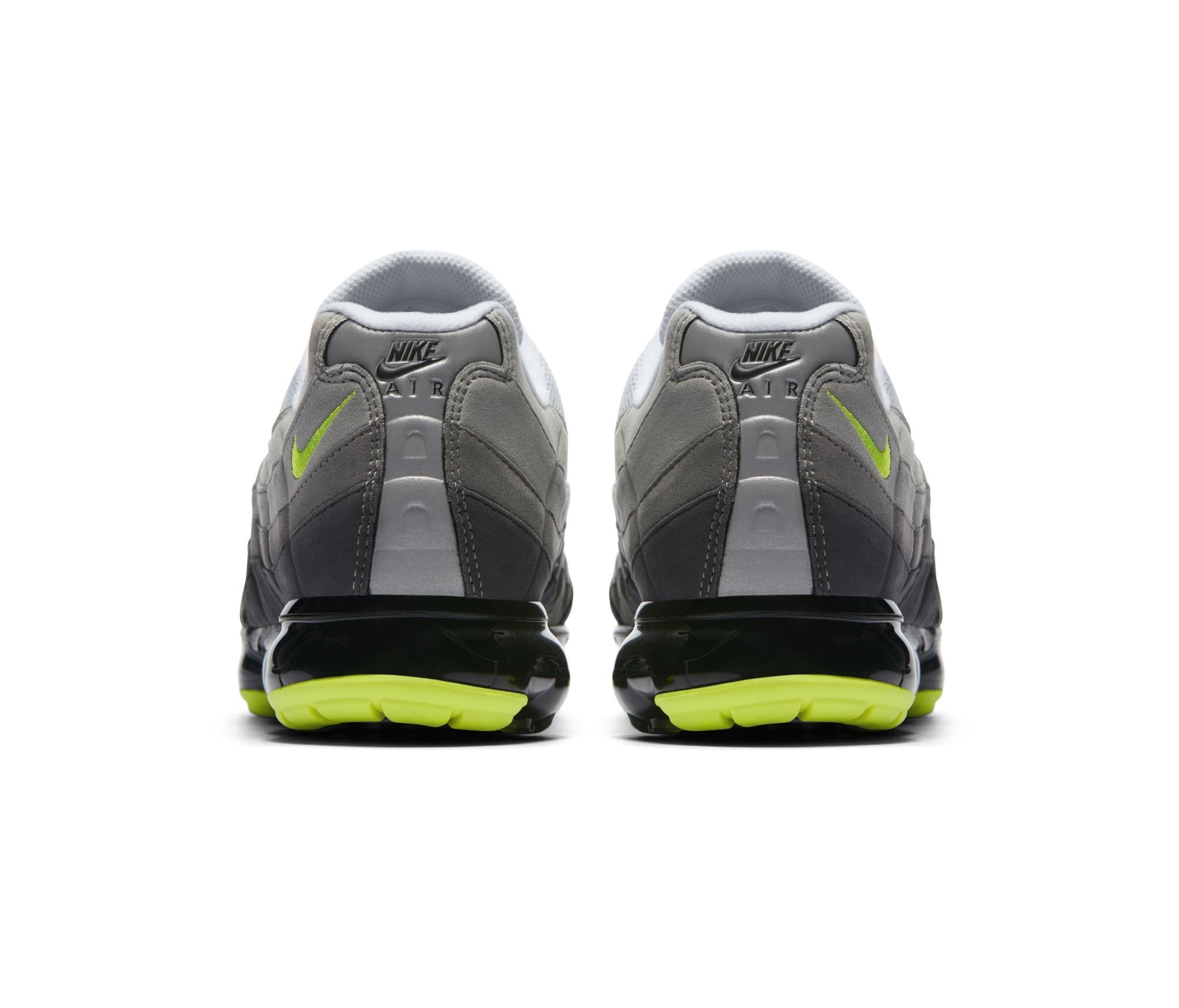 finest selection f427a 565f3 nike air vapormax 95 neon release date 1 - WearTesters