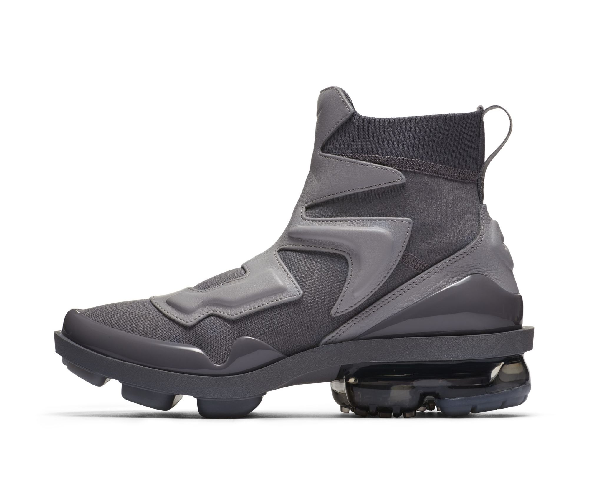 brand new 1af4a 3ceab Knit Nike Air VaporMax Boots are Coming - WearTesters
