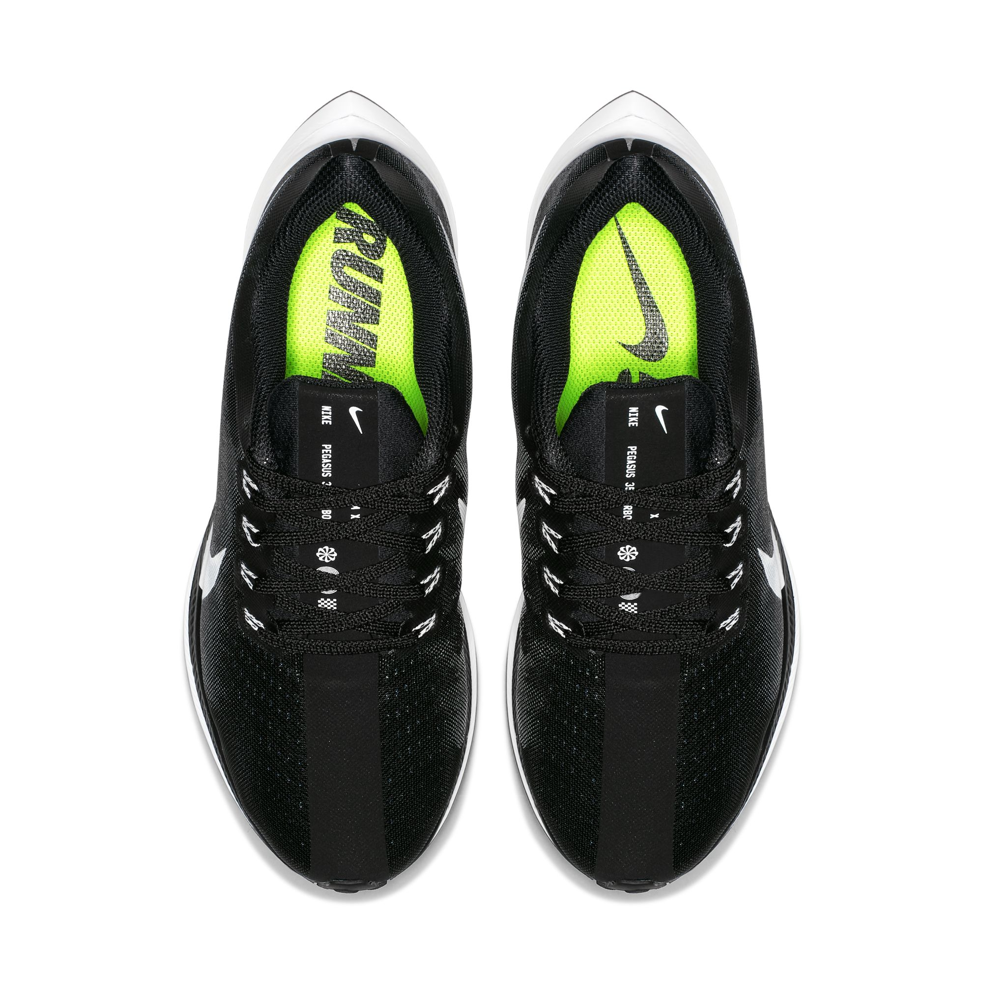 new arrival 763c9 90578 The Nike Zoom Pegasus Turbo 'Black/White' Drops Next Week ...