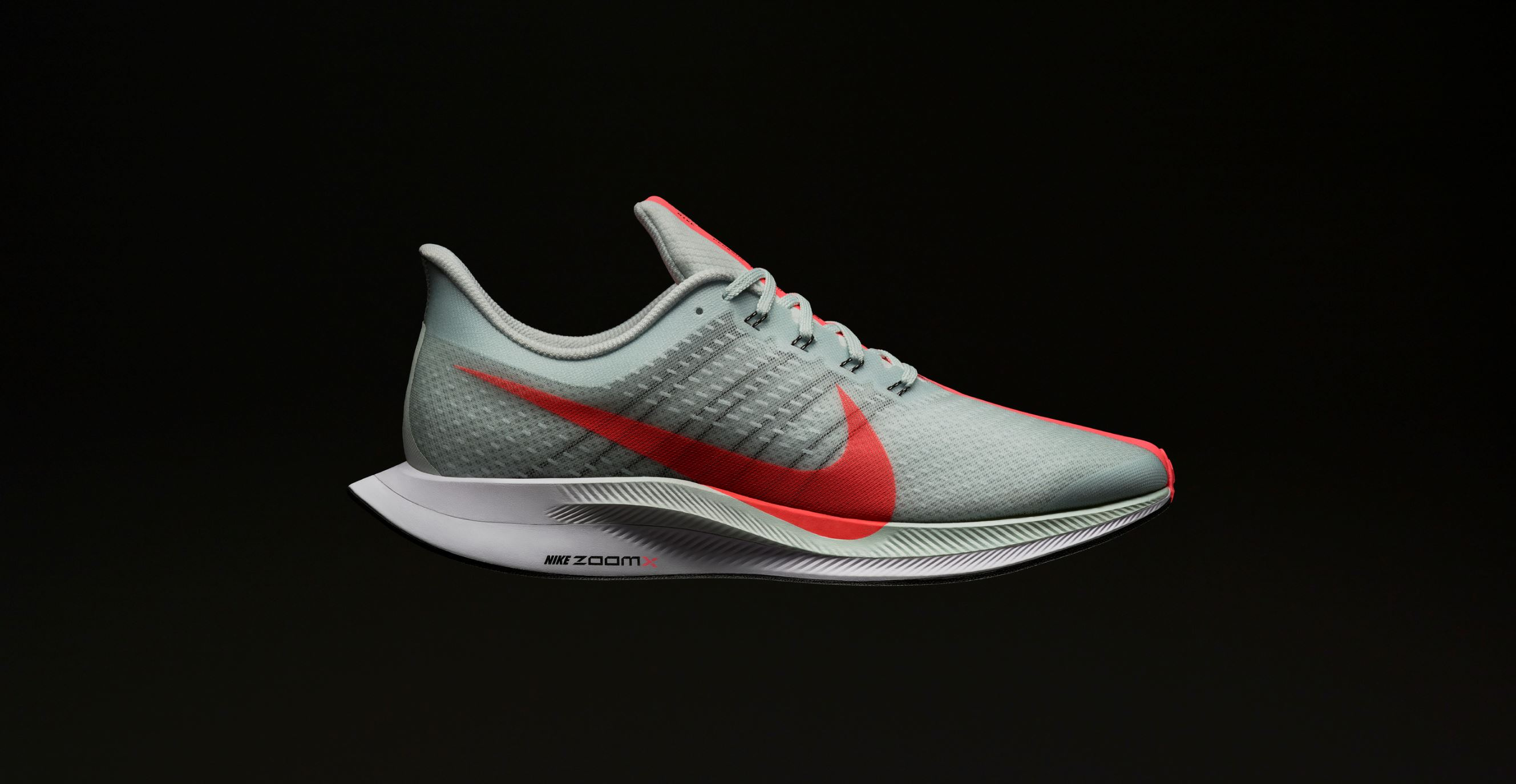 online retailer ba997 3830f Nike Unveils the Zoom Pegasus Turbo, a Top-Tier Runner with ...