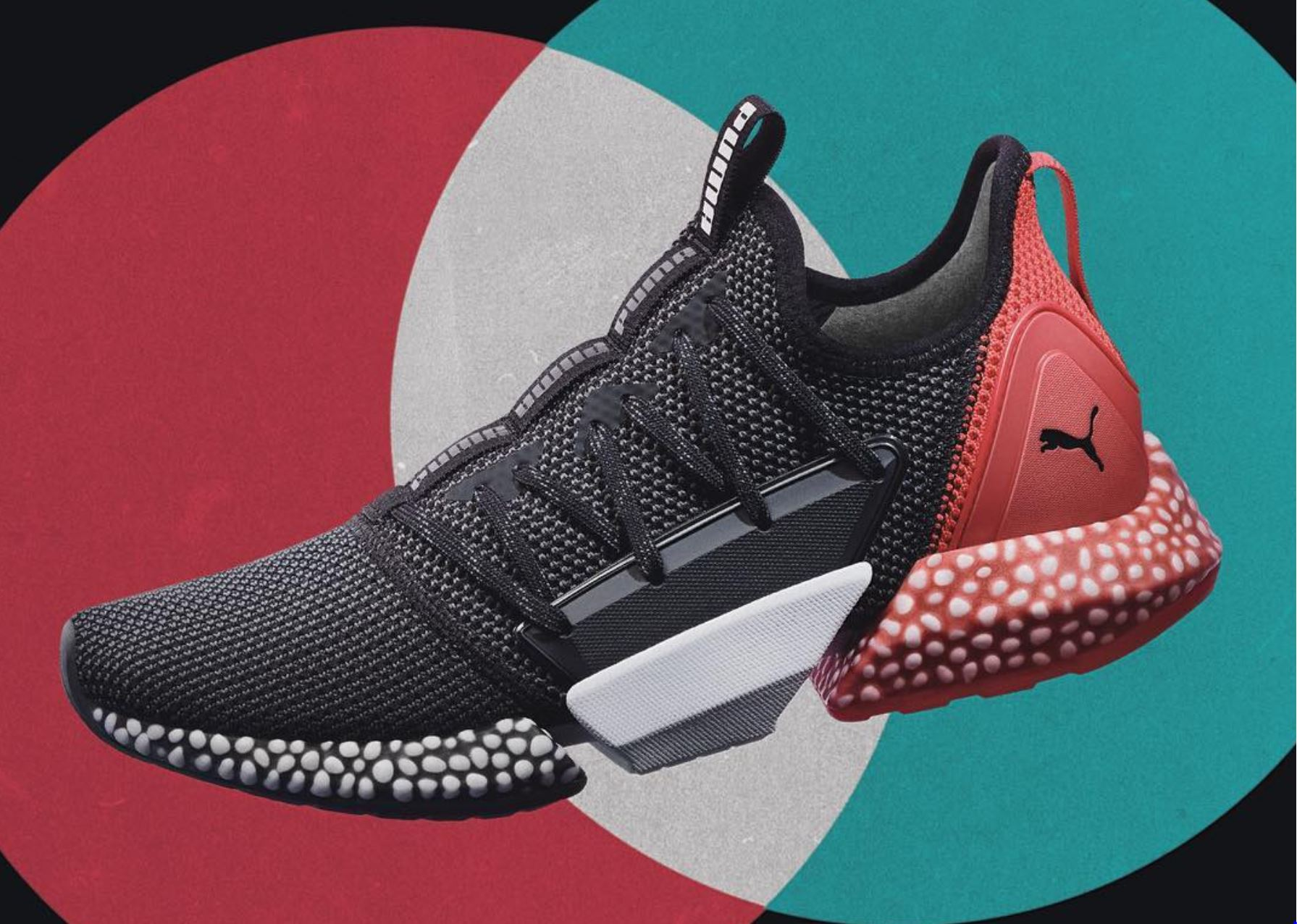 The Puma Hybrid Rocket Has Landed, With NRGY Cushioning