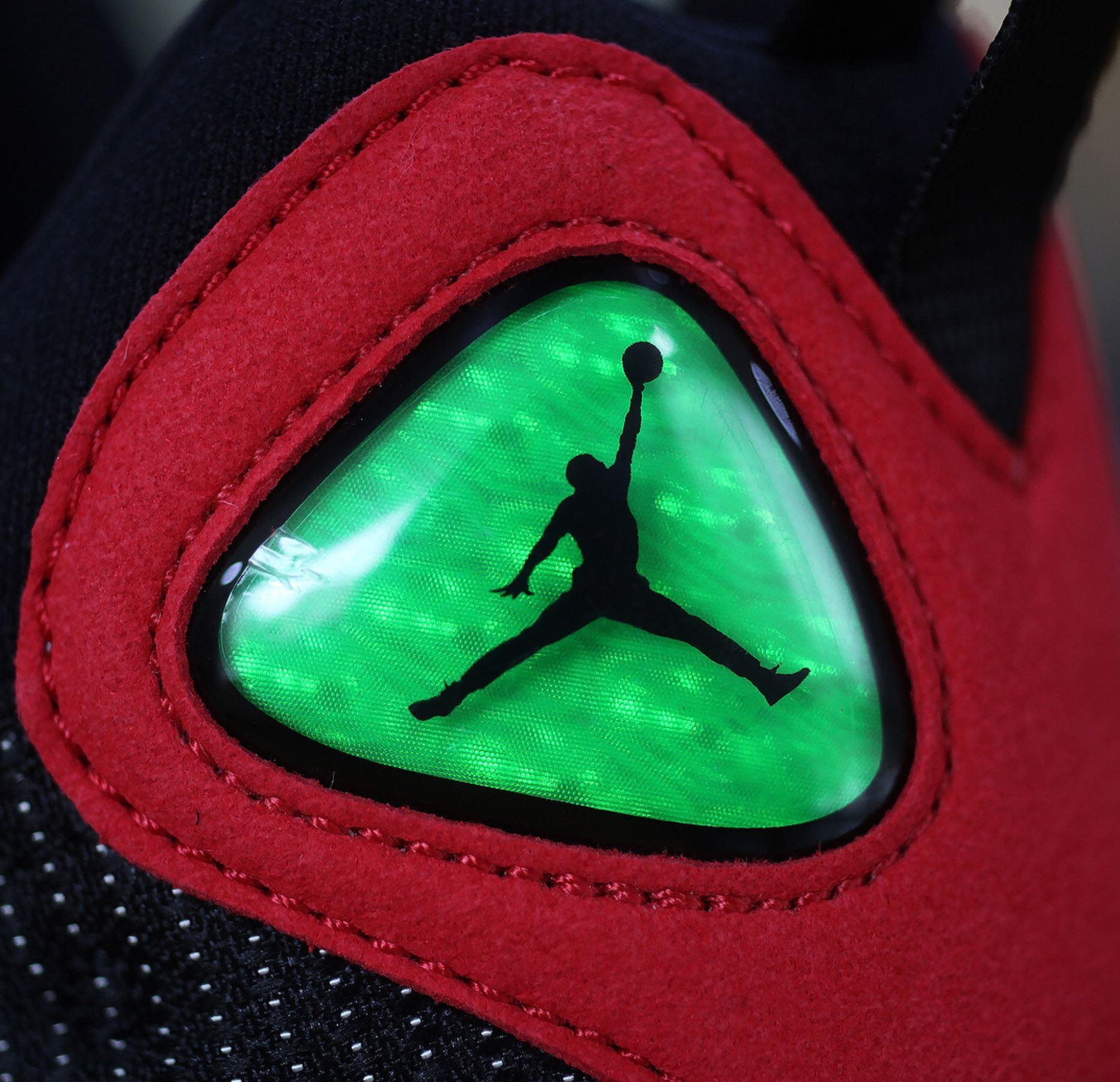 hot sale online d2dd3 a2d76 tinker air jordan 13 logo - WearTesters