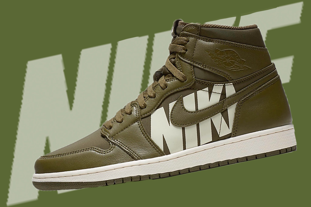 reputable site e7e02 7f509 Look Out For This Olive Air Jordan 1 Retro - WearTesters