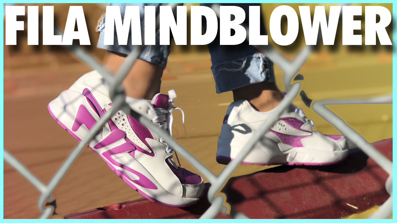 Fila Mindblower 'Friendship Pack' | Detailed Look and Review ...
