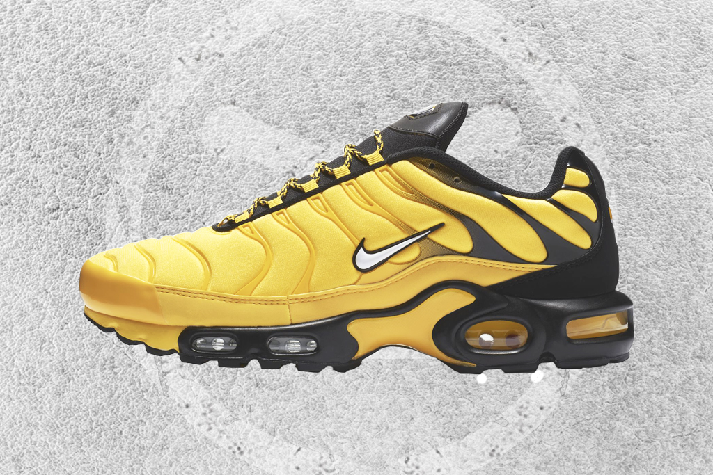 This Air Max Plus Gives Off Wu-Tang Vibes - WearTesters