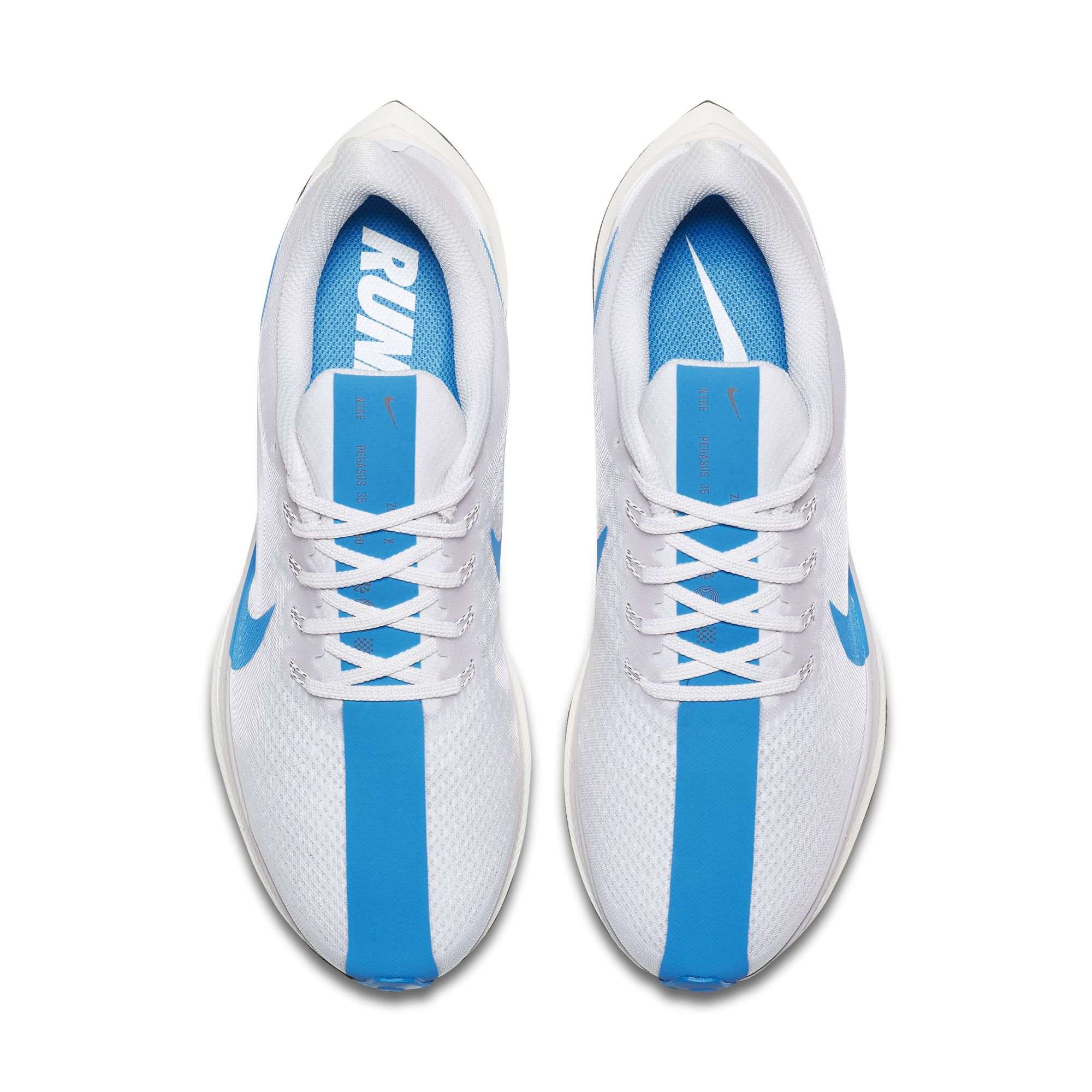 new arrival 62f2e c8c49 The Clean Nike Zoom Pegasus Turbo 'Blue Hero' is Dropping ...