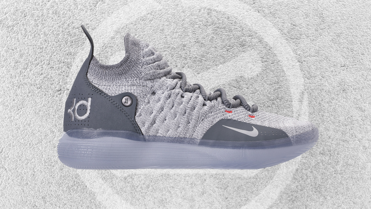 The Nike KD 11 to Come in 'Cool Grey