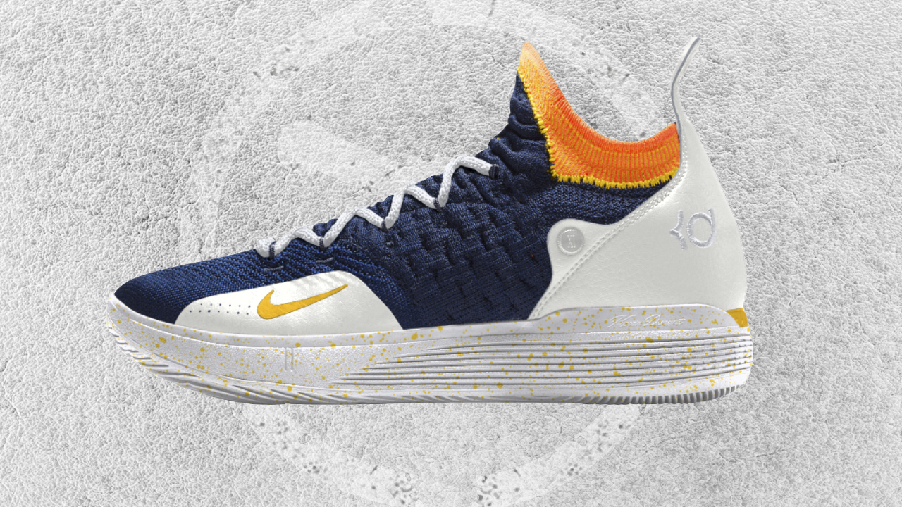 hot sale online utterly stylish stable quality The Nike KD 11 is Available for Customization Now on NIKEiD ...
