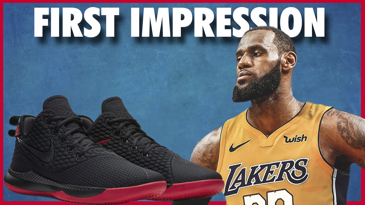 Nike LeBron Witness 3 | First