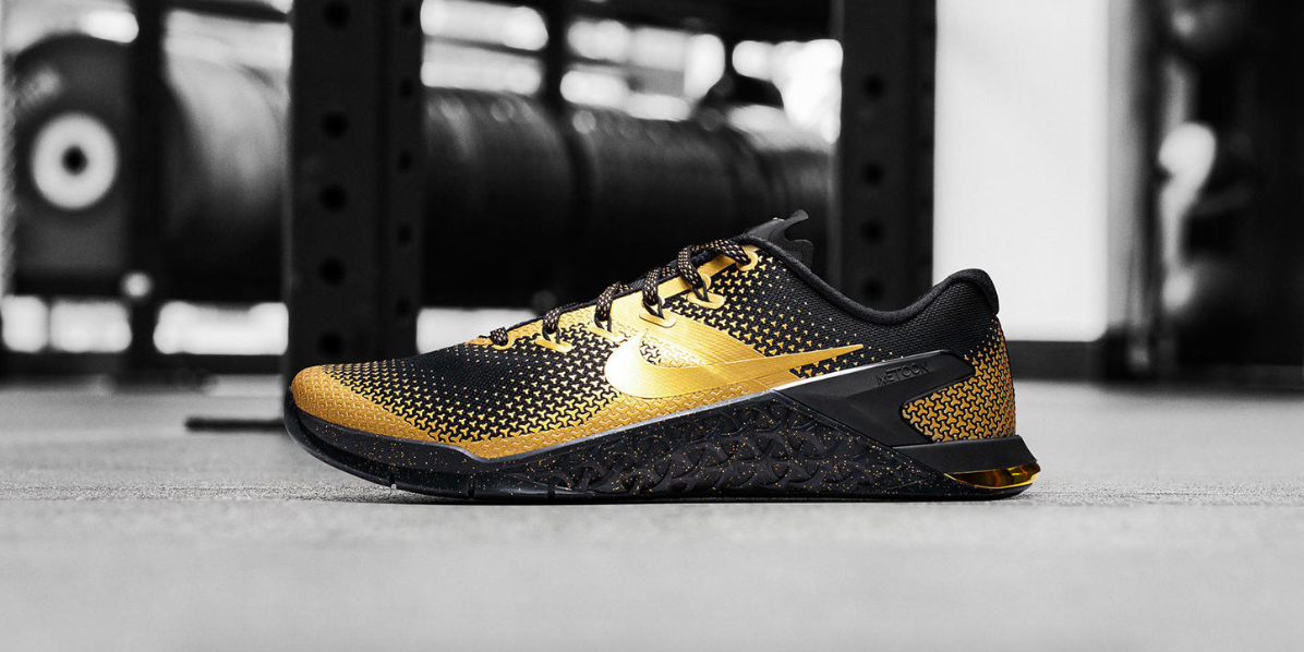 Mat Fraser Gets Second Nike Metcon 4 PE to Celebrate