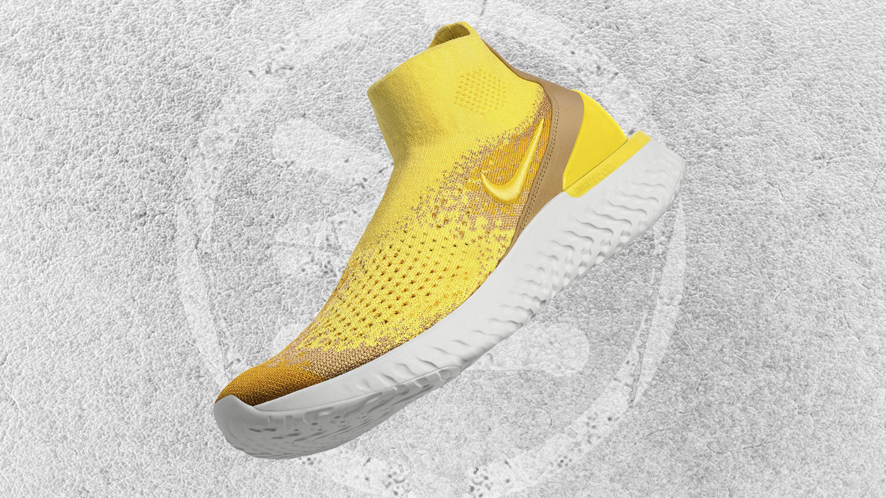 Nike Introduces the Rise React Flyknit