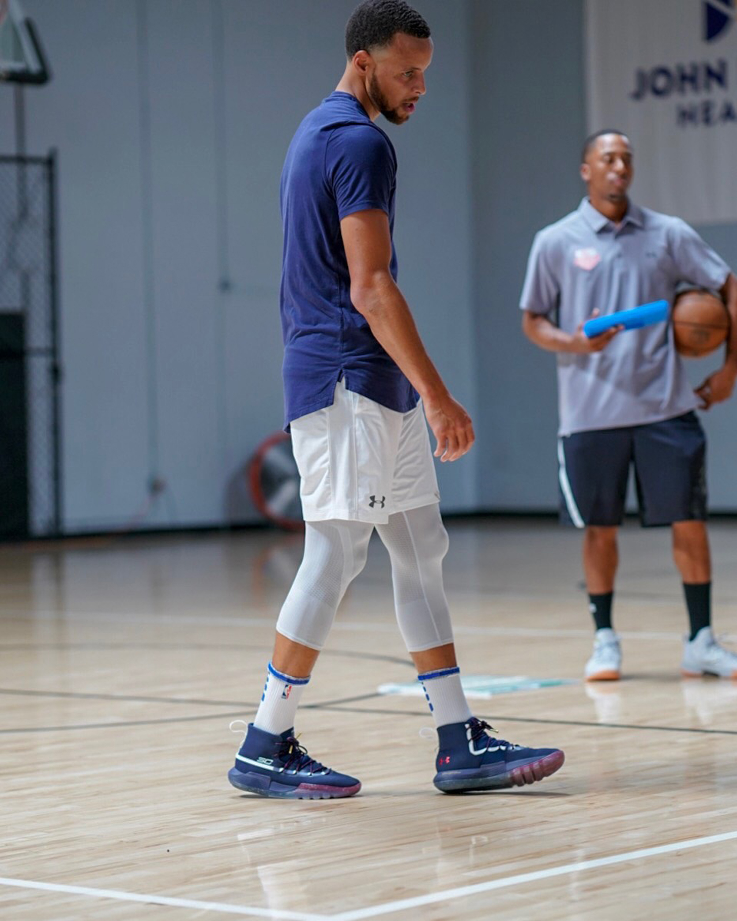 outlet store 2ab12 4e24a The SC 3ZER0 II is Stephen Curry's Latest Shoe Release ...