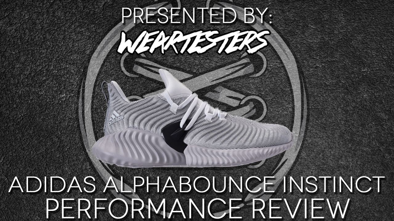 Buy Now Adidas AlphaBounce Instinct Triple White