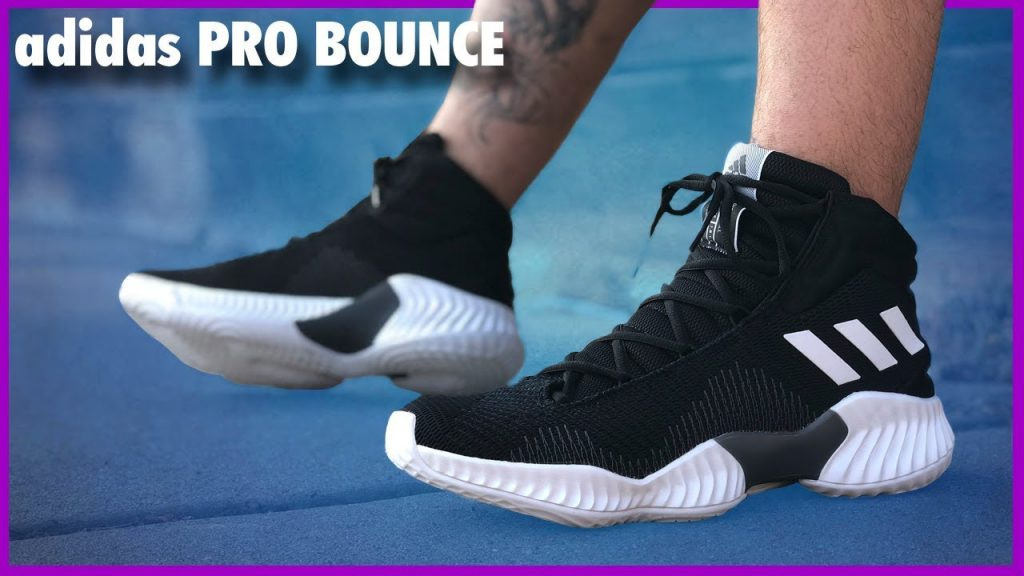 80ada01ed9 adidas Pro Bounce Detailed Look and Review - WearTesters
