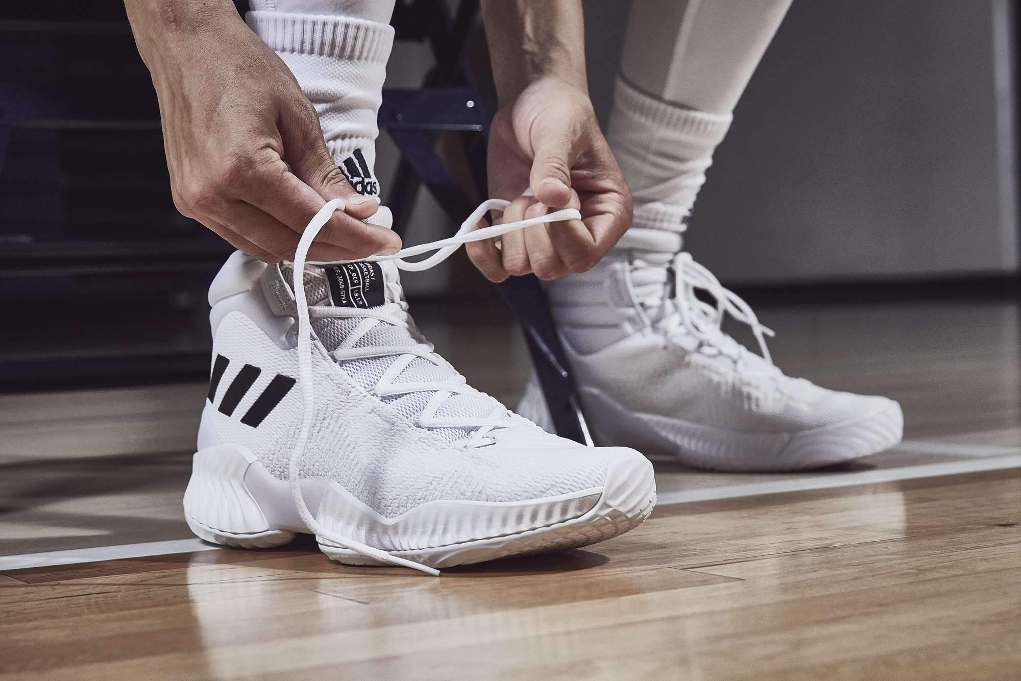 adidas Unveils New Basketball Sneakers, the Pro Bounce and