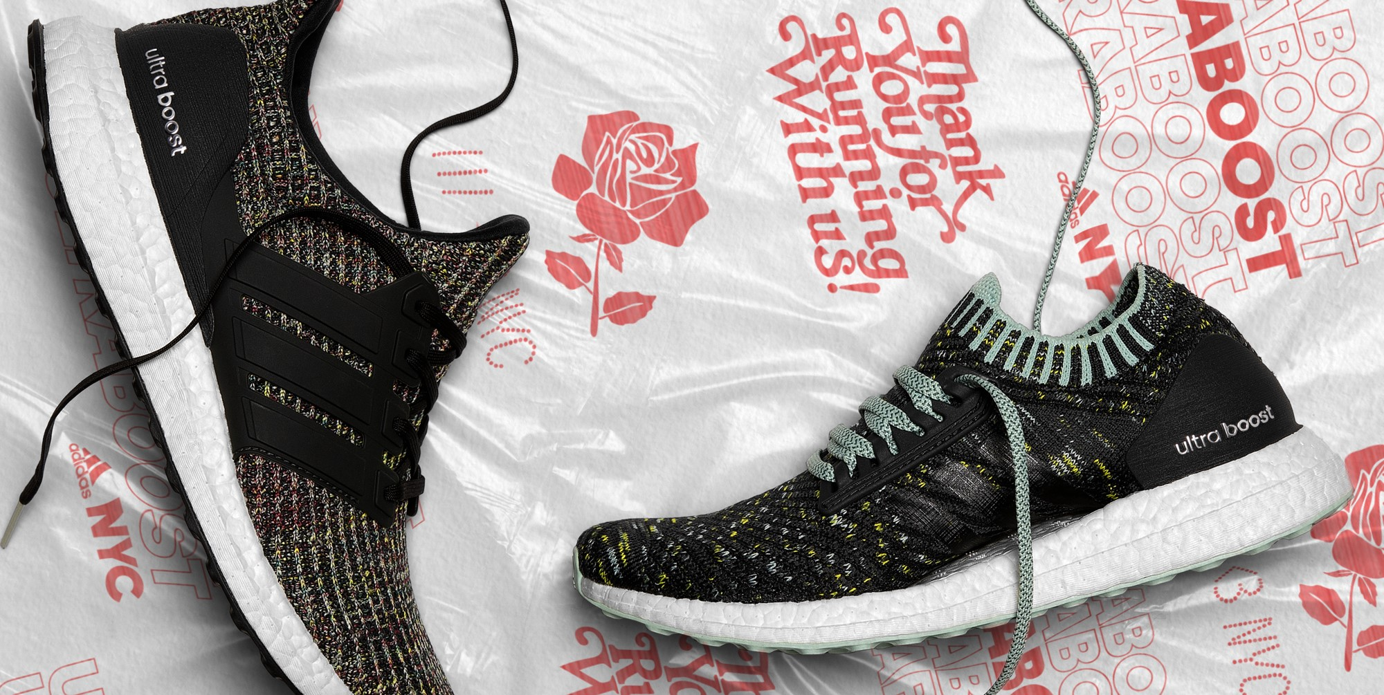 New York's Bodegas Inspire Multicolor adidas Ultra Boost NYC