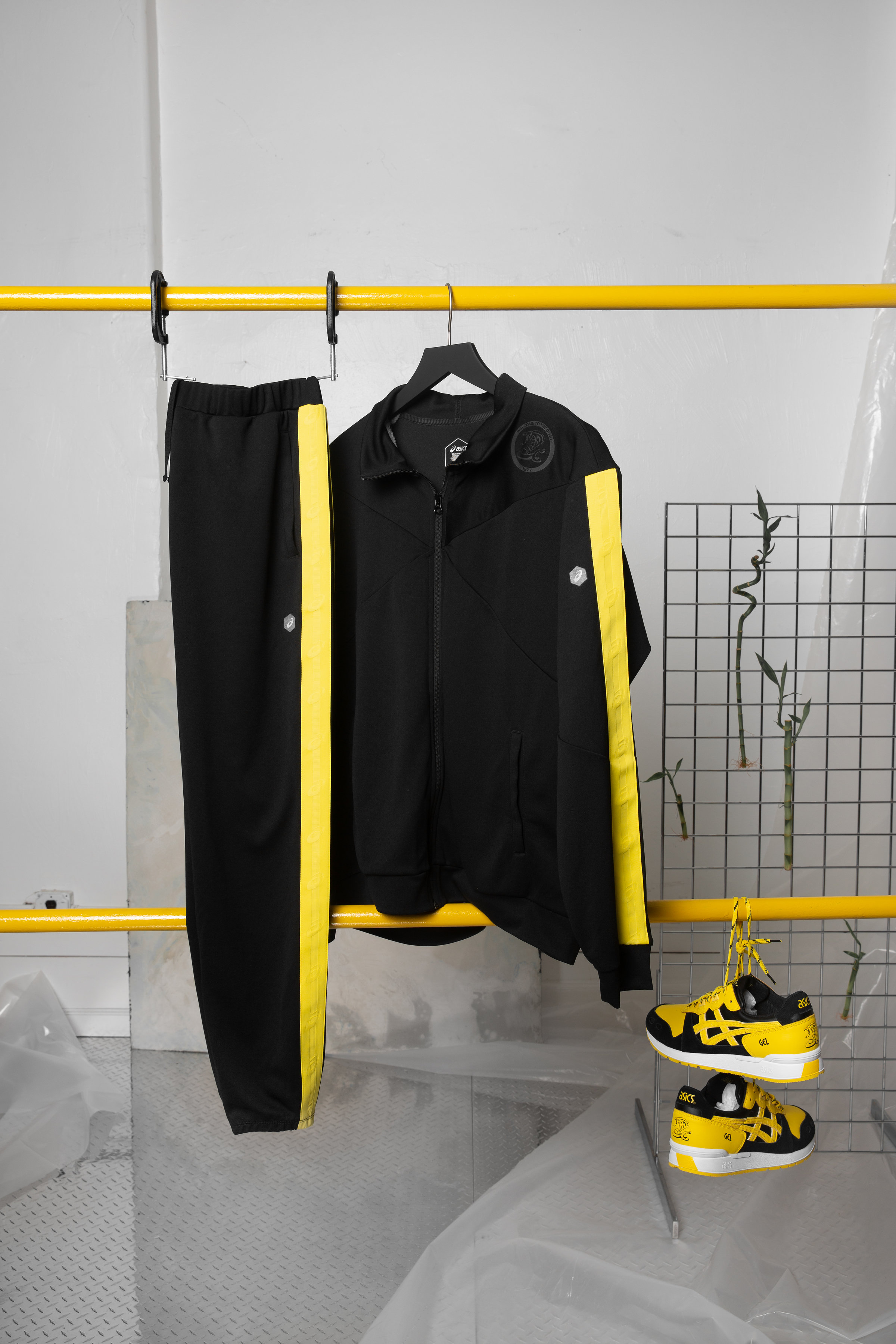 reputable site 1b200 0d223 The Foot Locker x AsicsTiger 'Welcome to the Dojo' Pack Has ...