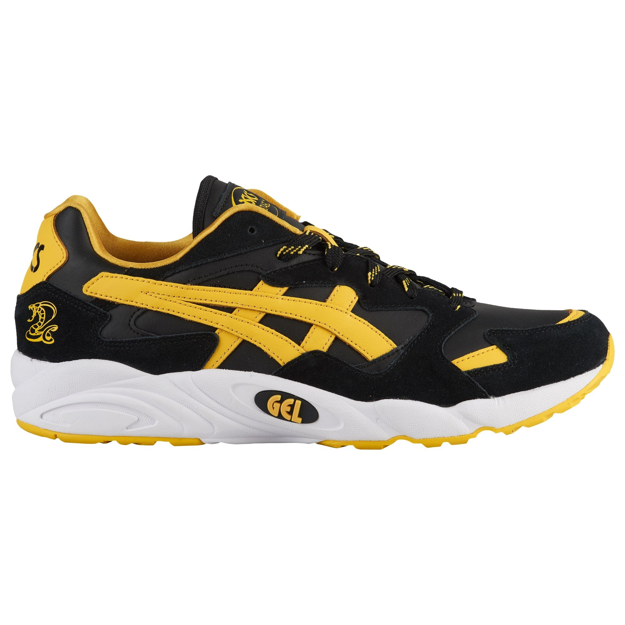 reputable site 55d8c beccd The Foot Locker x AsicsTiger 'Welcome to the Dojo' Pack Has ...