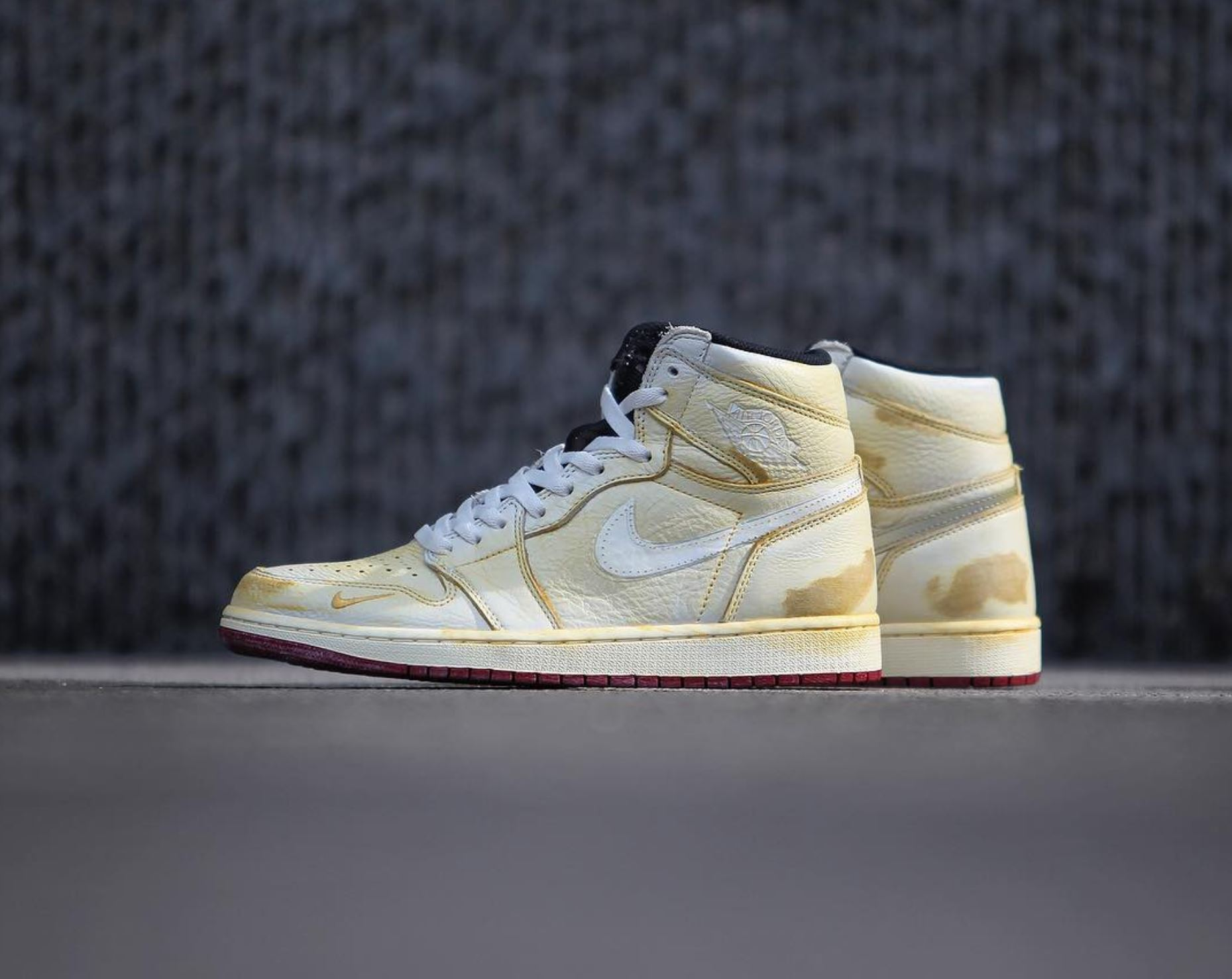 huge selection of ea4e5 39fe4 Detailed Look at the Nigel Sylvester Air Jordan 1 - WearTesters
