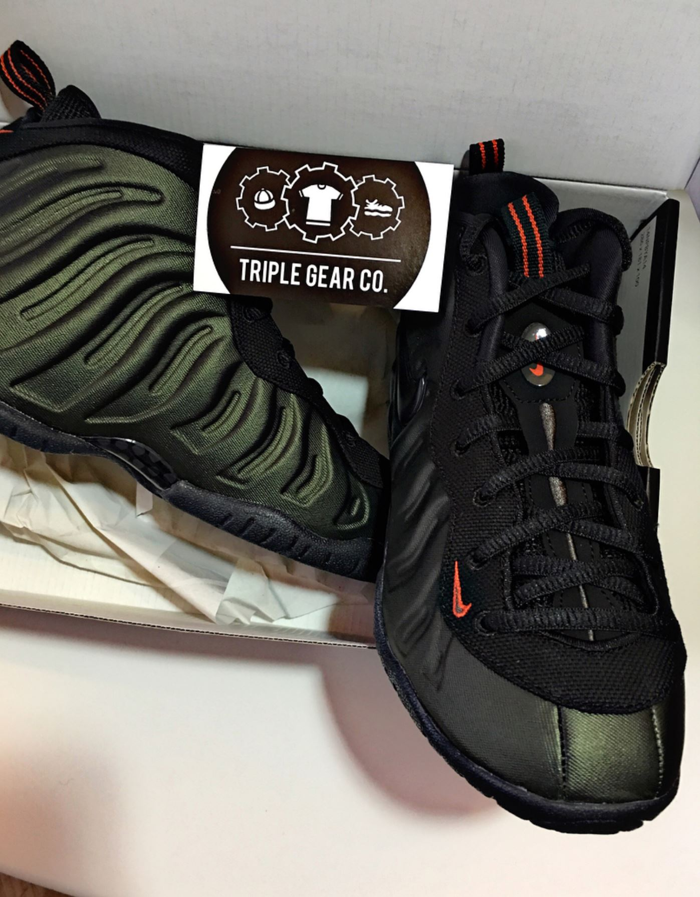 uk availability d8385 238bd nike air foamposite pro sequoia release date - WearTesters