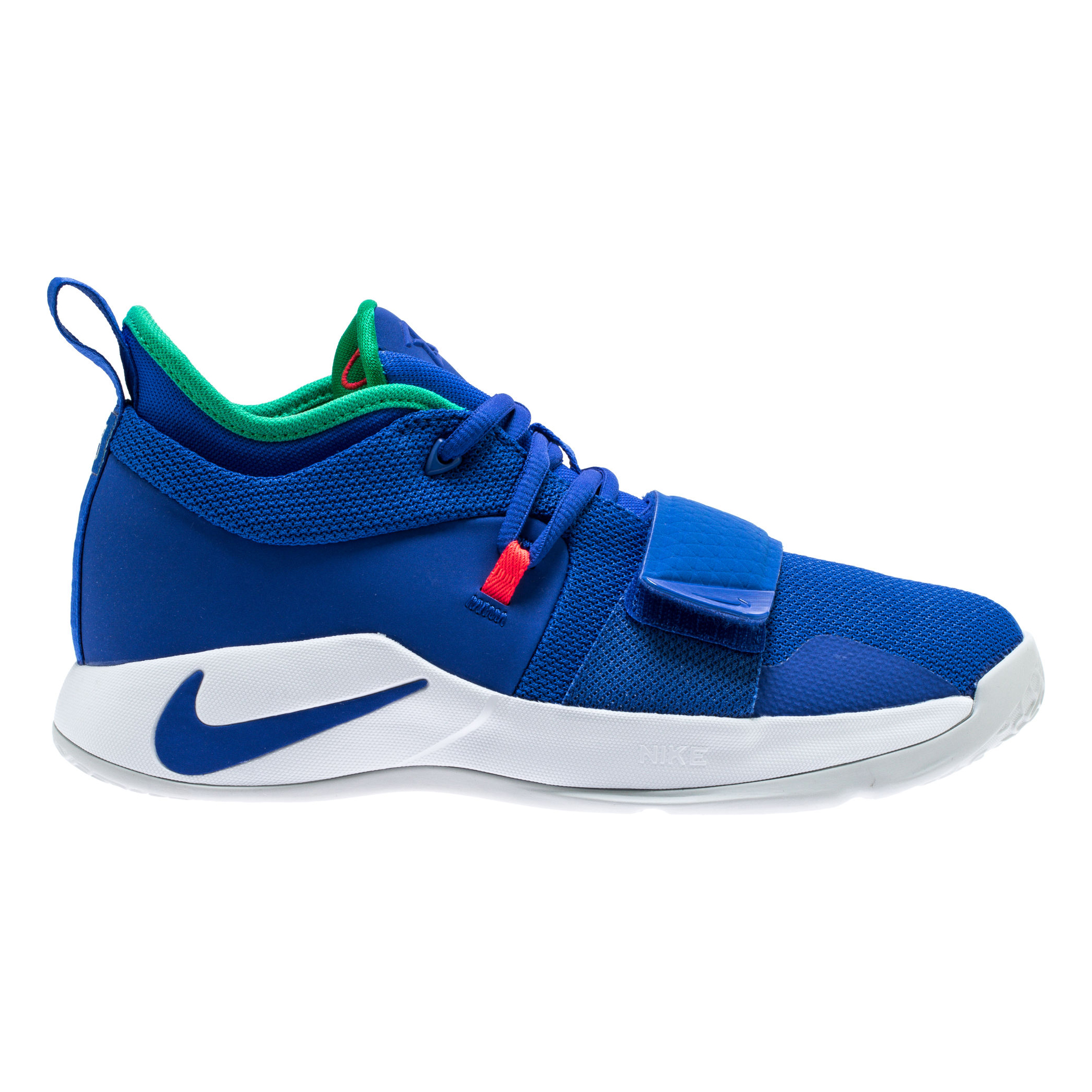 The Nike PG 2.5 'Racer Blue' is the