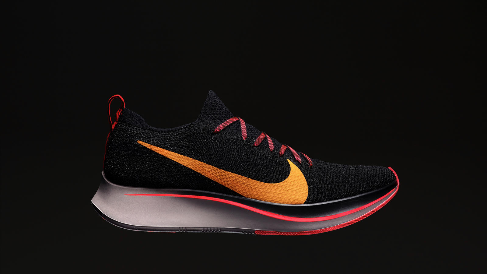 Nike Zoom Fly Nike Unveils the Zoom Fly Flyknit, Gets Updated with Carbon Fiber ...