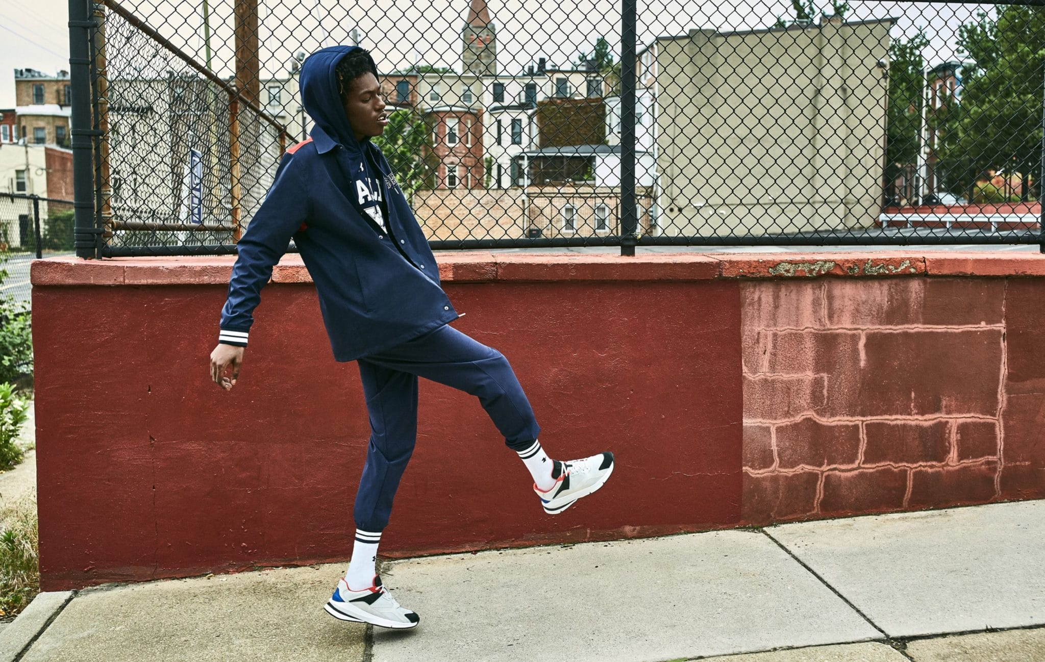 ab416ae0 The Forge 96 Highlights UA Sportstyle's First Lookbook - WearTesters