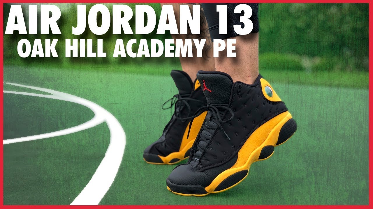 Air Jordan 13 'Oak Hill Academy' PE | Detailed Look and Review