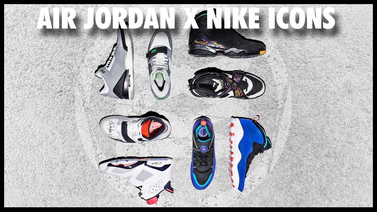 Jordan Brand Draws Inspiration From Some of Tinker