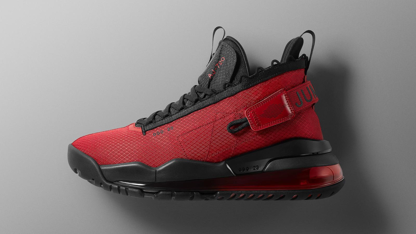 Jordan Proto Max 720 - WearTesters